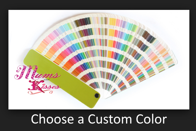 Custom Ribbon Color