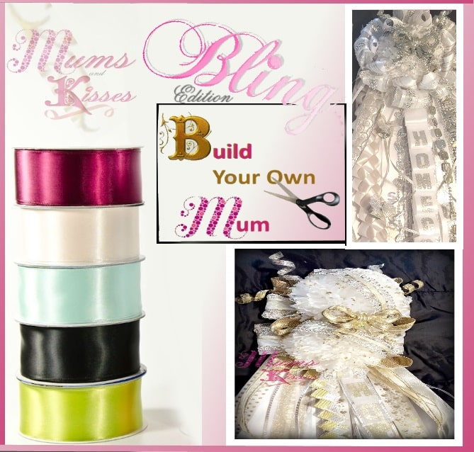 Build Your Own Bling Bling Mum