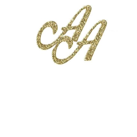 Double initial – Gold
